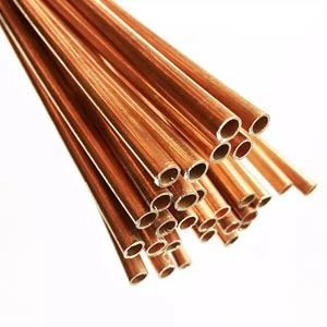 Copper & Copper Alloy Welded Pipes & Tubes