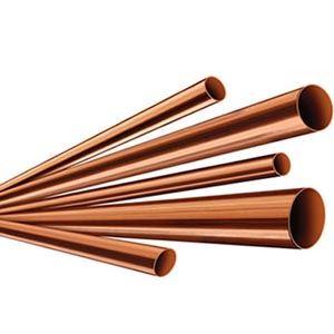 Copper & Copper Alloy Welded Pipes & Tubes Dealer