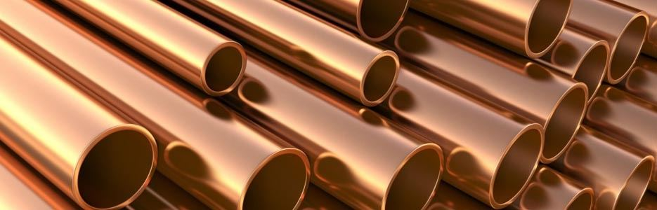 Copper & Copper Alloy Pipes Manufacturers