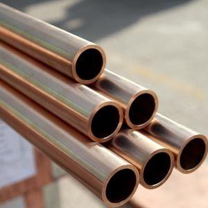 Copper & Copper Alloy Seamless Pipes