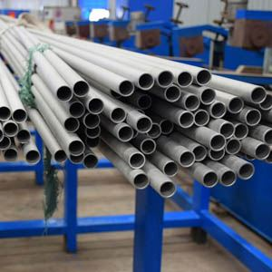 Duplex Steel Seamless Pipes Stockist