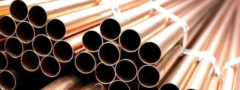 Cupro Nickel 90/10 Pipes and Tubes Manufacturer Exporter