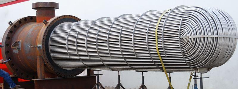 Stainless Steel Heat Exchanger Tubes Manufacturer Exporter
