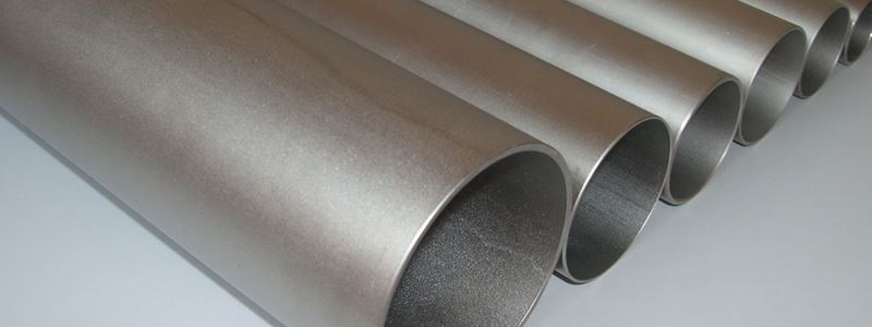 Titanium Gr 2 Pipes and Tubes, Titanium Gr 5 Pipes and Tubes Manufacturer Exporter