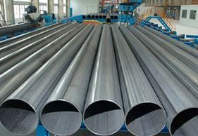 ASTM A358 TP 304, 304L Stainless Steel EFW Pipes & Tubes Exporter