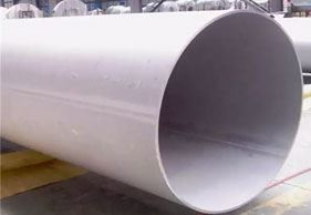ASTM A358 TP 904L Stainless Steel EFW Pipes Supplier