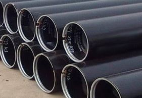 ASTM A53 Carbon Steel Gr. B Pipes Supplier