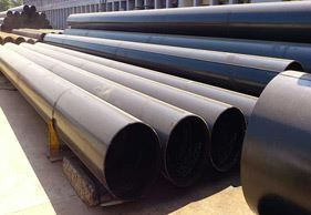 ASTM A672 Grade C60 C65 C70 EFW Pipes & Tubes Exporter