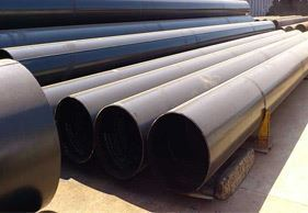 ASTM A672 Grade C60 C65 C70 EFW Seamless Pipes Supplier