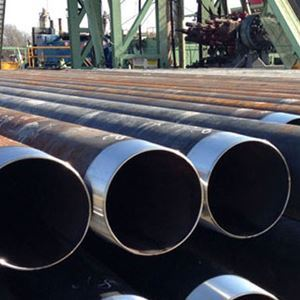 ASTM A333 Carbon Steel Gr. 9 Pipe