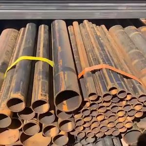 ASTM A333 Carbon Steel Gr. 9 Pipes